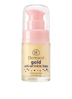 GOLD ANTI-WRINKLE MAKE-UP BASE